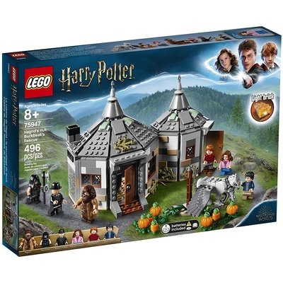 Lego Lego Harry Potter Buckbeak's Rescue
