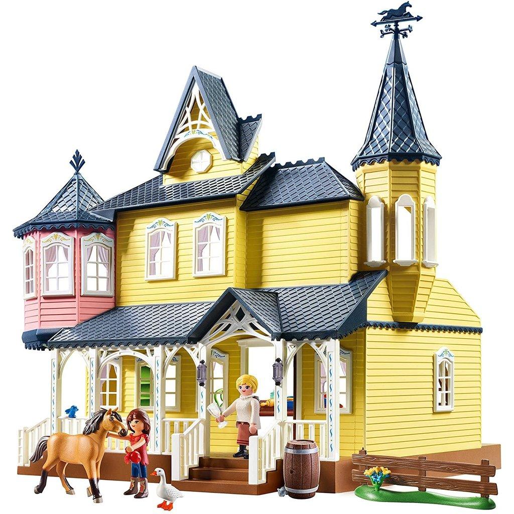 Playmobil Playmobil Spirit Lucky's Happy Home