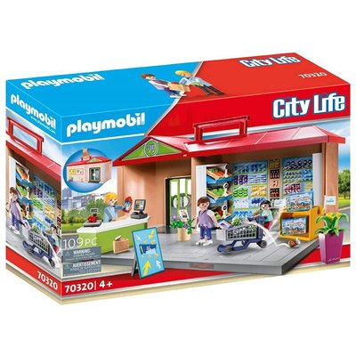 Playmobil Playmobil Take Along Grocery Store