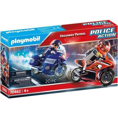 Playmobil Playmobil Action Police Highway Patrol