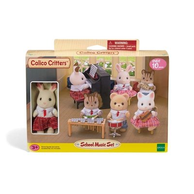 Calico Critters Calico Critters Set Music Set