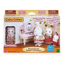 Calico Critters Calico Critters Main Street Cosmetic Counter