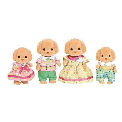 Calico Critters Calico Critters Family Toy Poodle