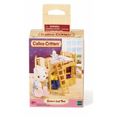 Calico Critters Calico Critters Loft Bed