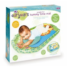 Earlyears Earlyears Baby Jungle Fun Tummy Time Mat