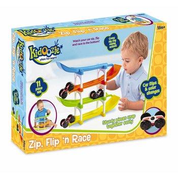 Kidoozie Kidoozie Zip, Flip 'n Race