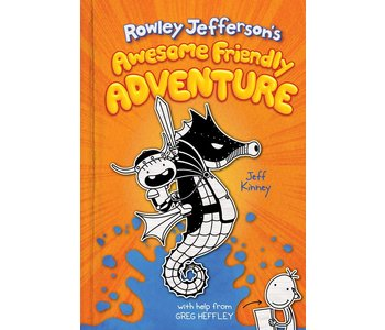 Rowley Jeffersons Awesome Friendly Adventure