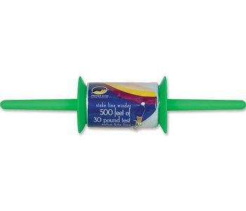 Premium Kite Line 30lb x 500' Stake Winder