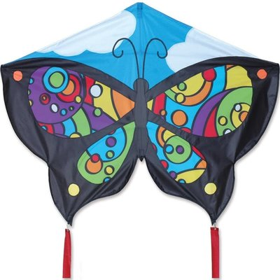 Premier Kite Butterfly Rainbow Orbit