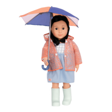 Our Generation Our Generation Doll Outfit Brighten up a Rainy Day
