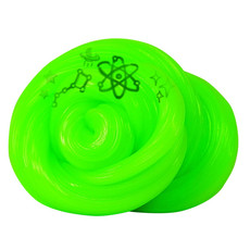 Crazy Aaron Crazy Aaron's Thinking Putty Ghostwriters Lime