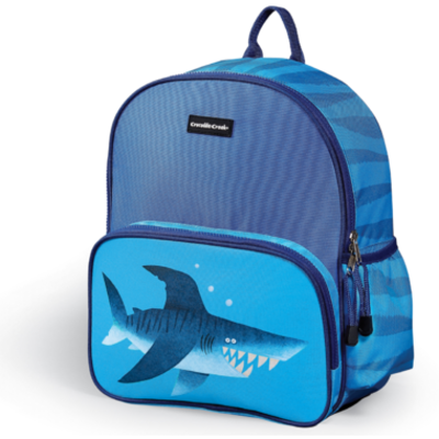 Crocodile Creek Back Pack  Shark