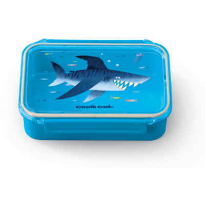 Crocodile Creek Bento Box Shark