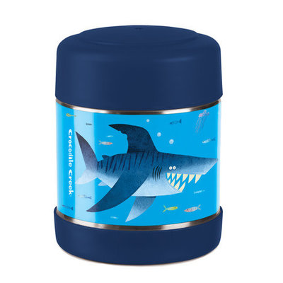 Crocodile Creek Food Jar Shark
