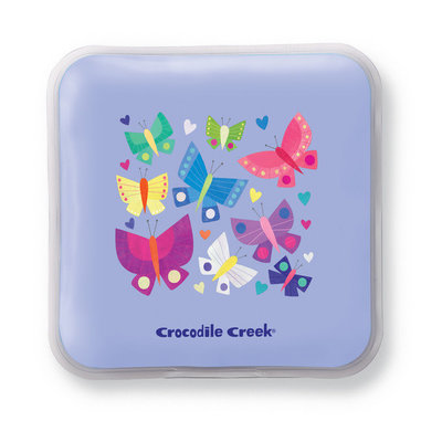 Crocodile Creek Ice Pack Butterflies