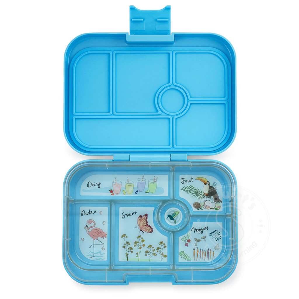 Yumbox Lunch Box 6 Compartmant Nevis Blue