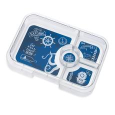 Yumbox Lunch Box Tapas 4 Compartmant Portofino Blue
