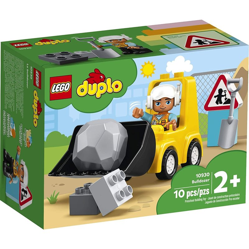 Lego Lego Duplo Bulldozer