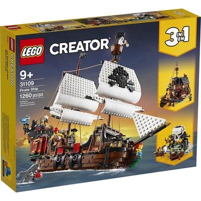 Lego Lego Creator Pirate Ship