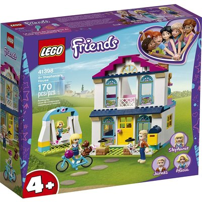 Lego Lego Friends Stephanie's House