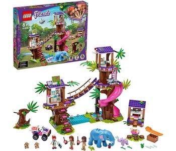 Lego Friends Jungle Rescue Base