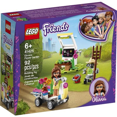 Lego Lego Friends Olivia's Flower Garden