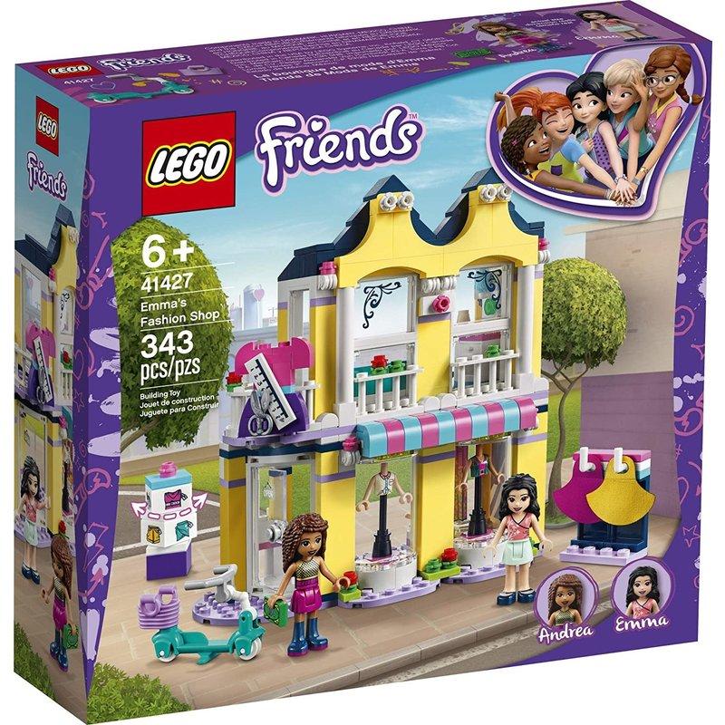 Lego Lego Friends Emma's Fashion Shop