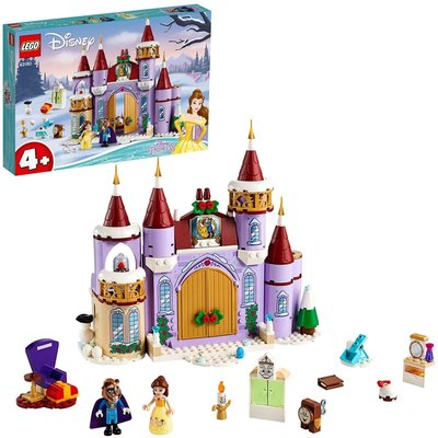 Lego Lego Disney Belle's Castle Winter Celebration