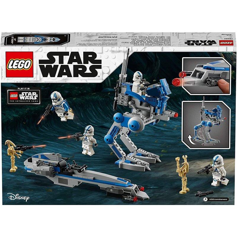 Lego Lego Star Wars 501st Legion Clone Troopers