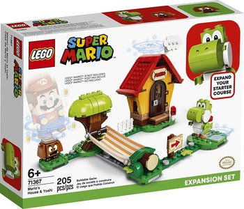 Lego Super Mario Mario's House & Yoshi Expansion Set