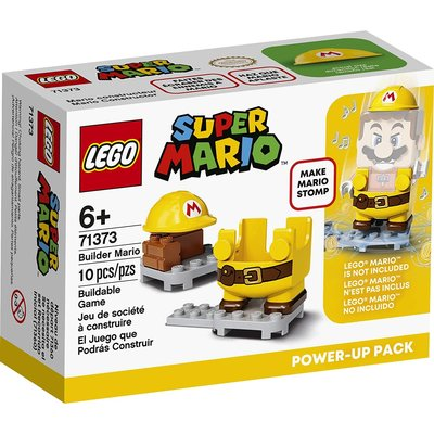 Lego Lego Super Mario Builder Mario Power-Up Pack
