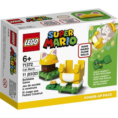 Lego Lego Super Mario Cat Mario Power-Up Pack