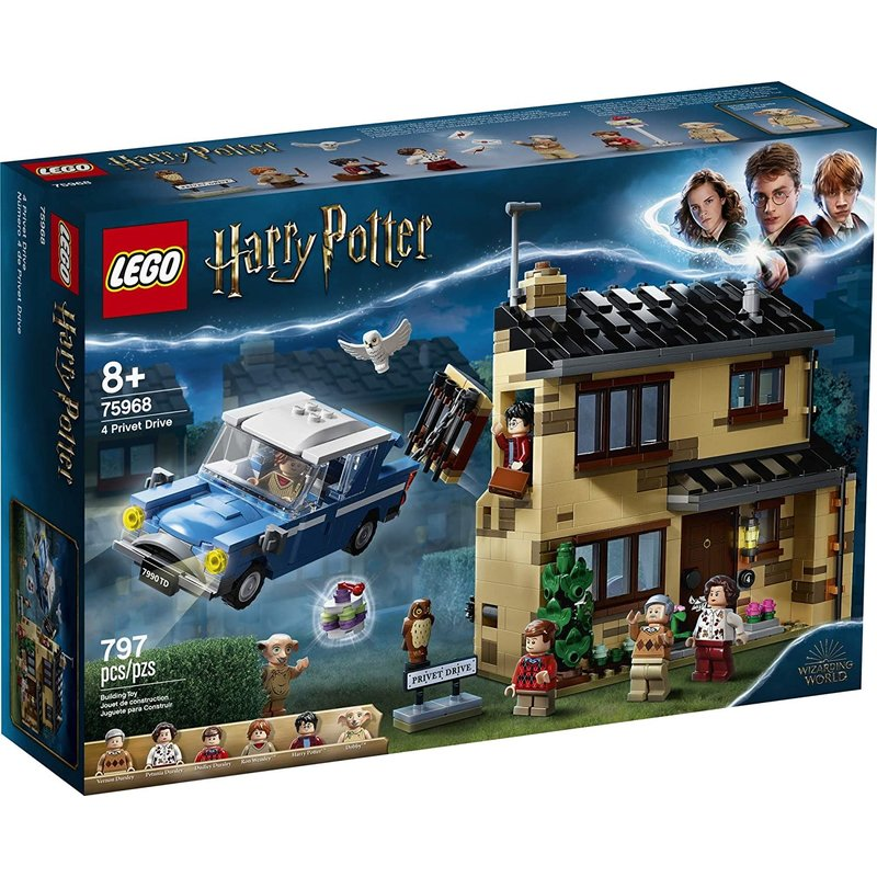 Lego Lego Harry Potter 4 Privet Drive