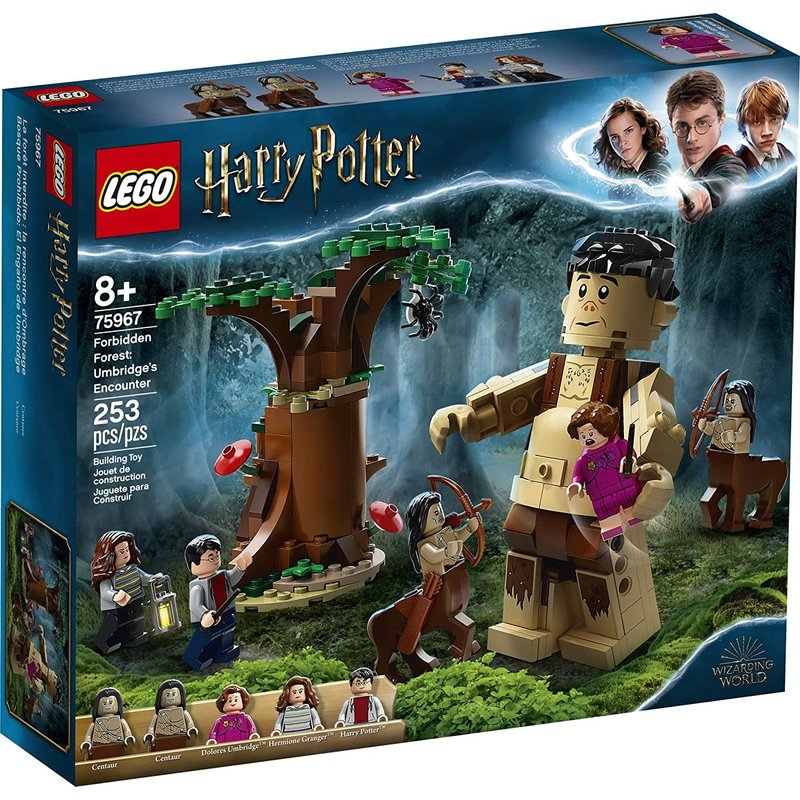 Lego Lego Harry Potter Forbidden Forest: Umbridge's Encounter