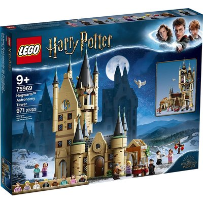 Lego Lego Harry Potter Astronomy Tower