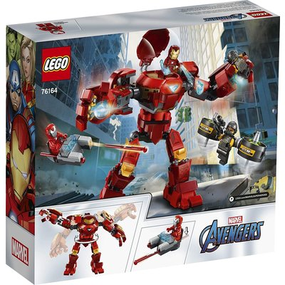 Lego Lego Marvel Iron Man Hulkbuster vs AIM Agent