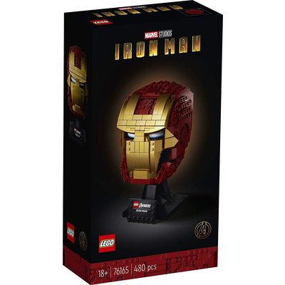 Lego Lego Marvel Iron Man Helmet