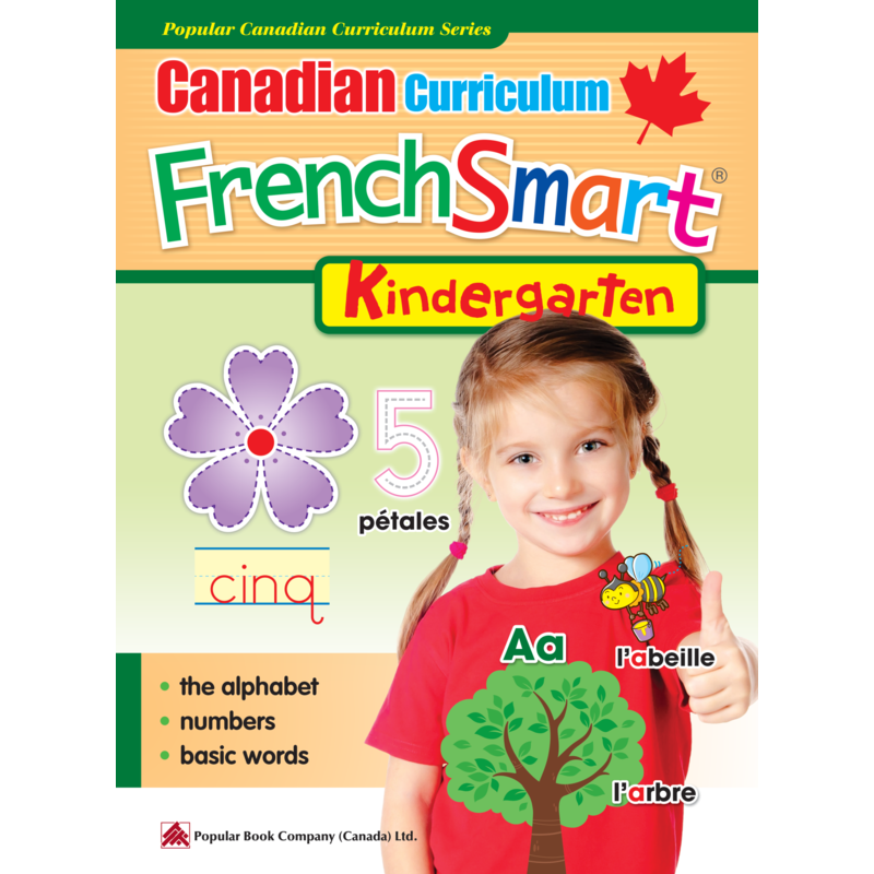 Canadian Curriculum Frenchsmart Kindergarten