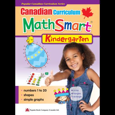 Canadian Curriculum Mathsmart Kindergarten