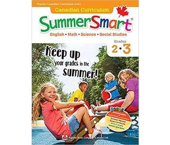 Summersmart Book Grade 2-3