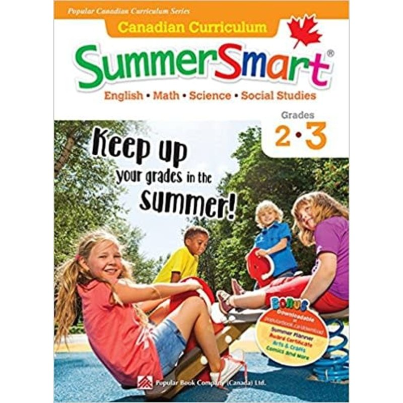 Summersmart Book Grade 2-3