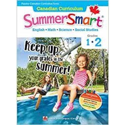 Summersmart Book Grade 1-2