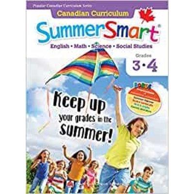 Summersmart Book Grade 3-4