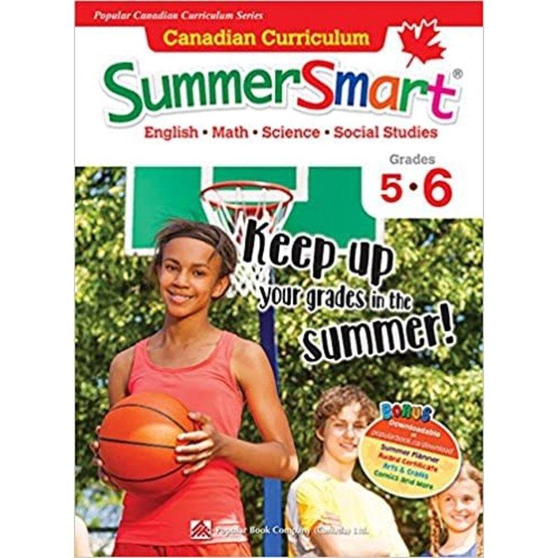 Summersmart Book Grade 5-6