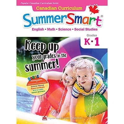 Summersmart Book Grade K-1