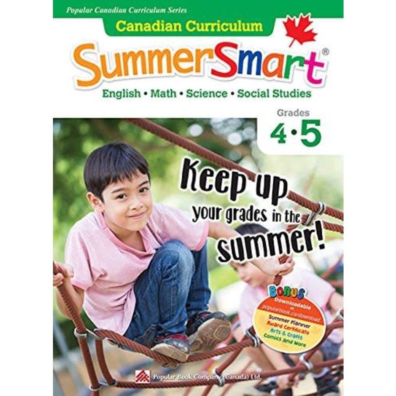 Summersmart Book Grade 4-5