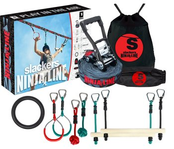 Slackers  Ninja Line 36' Intro Kit