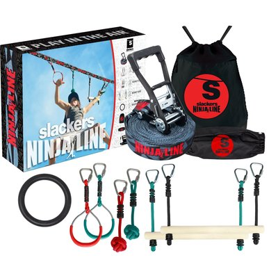 Slackers Slackers  Ninja Line 36' Intro Kit