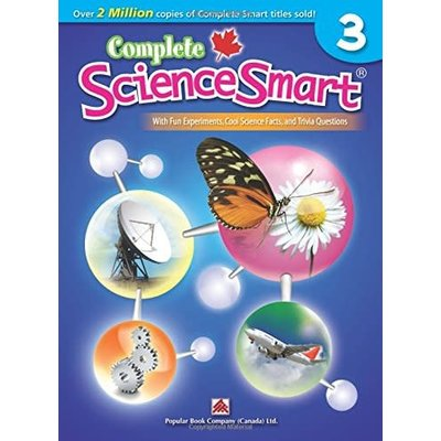 Complete Science Smart Grade 3