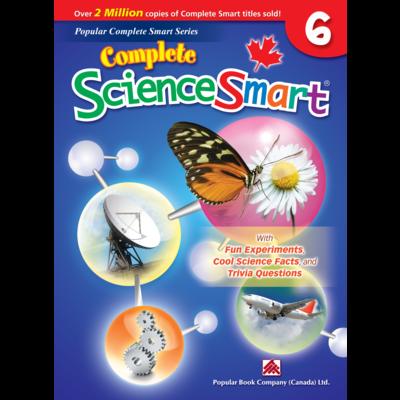 Complete Science Smart Grade 6